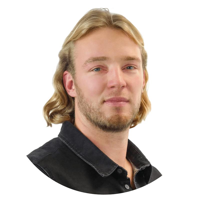 Daan Schrama - Projectleider mechanisch boren
